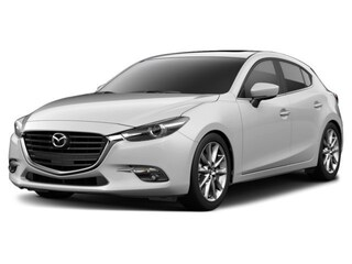 2018 Mazda Mazda3 GT Hatchback