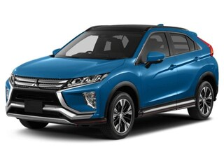 2018 Mitsubishi Eclipse Cross ES S-AWC Less Than 8000 KMS, Google Maps, Backup C SUV