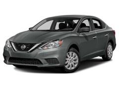 2018 Nissan Sentra 1.8 Sedan