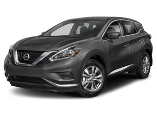 2018 Nissan Murano Midnight Edition Wagon