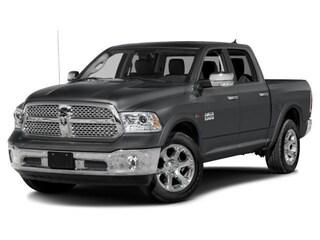 2018 Ram 1500 Laramie Diesel 4X4 Truck Crew Cab