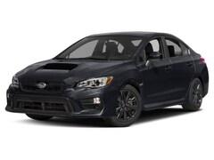 2018 Subaru WRX Manual Sedan