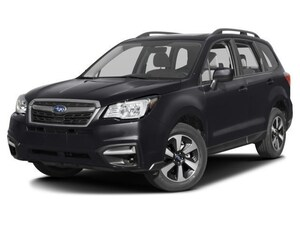 2018 Subaru Forester 2.5i Touring Manual
