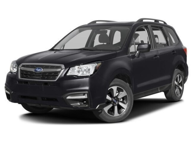 2018 Subaru Forester FOR LTD 2.5I SUV