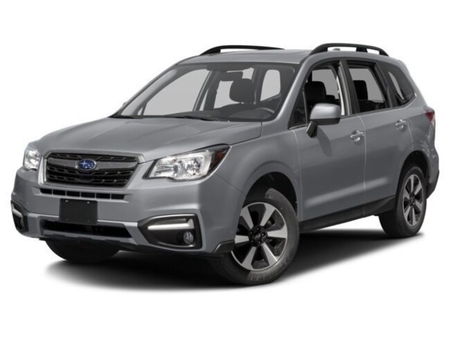 2018 Subaru Forester 2.5i Touring CVT w/EyeSight Pkg SUV
