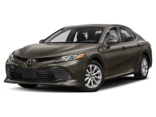 2018 Toyota Camry SE Upgrade Sedan
