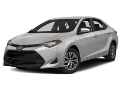 2018 Toyota Corolla 4-Door Sedan LE Cvti-S Sedan