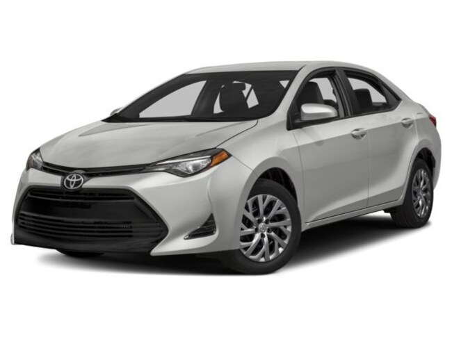 2018 Toyota Corolla SE CVT Upgrade Sedan