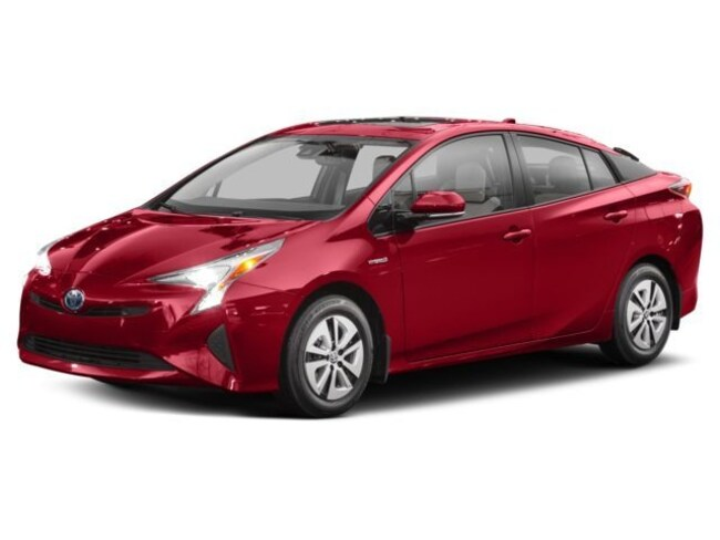 2018 Toyota Prius Technology Advanced Hatchback