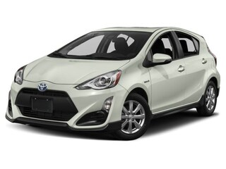 2018 Toyota Prius c Technology Package with Premium Paint Hatchback