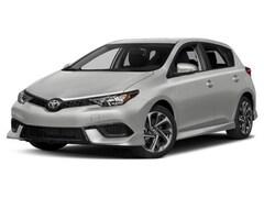2018 Toyota Corolla iM iM CVT Hatchback