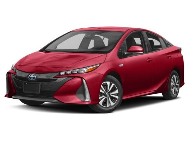 2018 Toyota Prius Prime Upgrade Technology Package with Premium Paint Hatchback