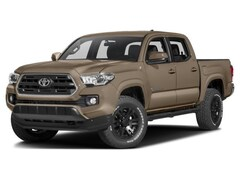 2018 Toyota Tacoma Standard Package Truck Double Cab