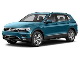 2018 Volkswagen Tiguan Trendline Trendline 4MOTION