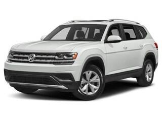 2018 Volkswagen Atlas 3.6 FSI Execline 4MOTION SUV