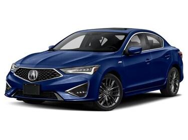 2019 Acura ILX A-Spec Premium 8dct Sedan