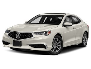 2019 Acura TLX Technology Car
