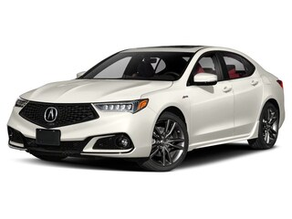 2019 Acura TLX Tech A-Spec w/Red Leather Interior Sedan