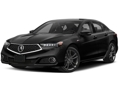2019 Acura TLX Elite A-Spec Demo Unit Sedan