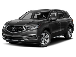 2019 Acura MDX SH-AWD  SH-AWD all-wheel drive SUV