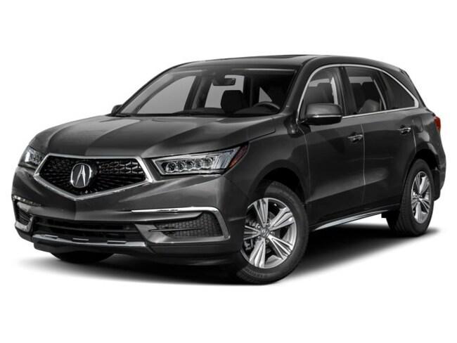 2019 Acura MDX SH-AWD  SH-AWD all-wheel drive SUV