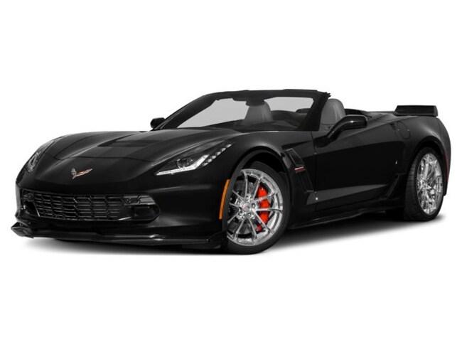 2019 Chevrolet Corvette Grand Sport | VIDEO | VENTED SEATS | Convertible
