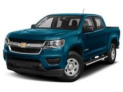 2019 Chevrolet Colorado 4WD WORK TRUCK Truck Crew Cab