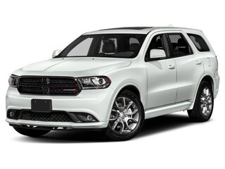 Used 2019 Dodge Durango R/T SUV for sale in Campbell River, BC