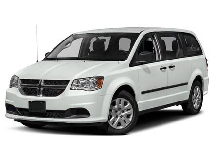 2019 Dodge Grand Caravan SE Canadian Value Package BACKUPCAM-BT Van Passenger Van
