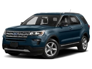 2019 Ford Explorer XLT - 4WD