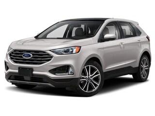 2019 Ford Edge Titanium - AWD SUV