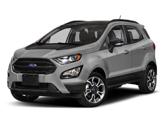 2019 Ford EcoSport SES Sport Utility