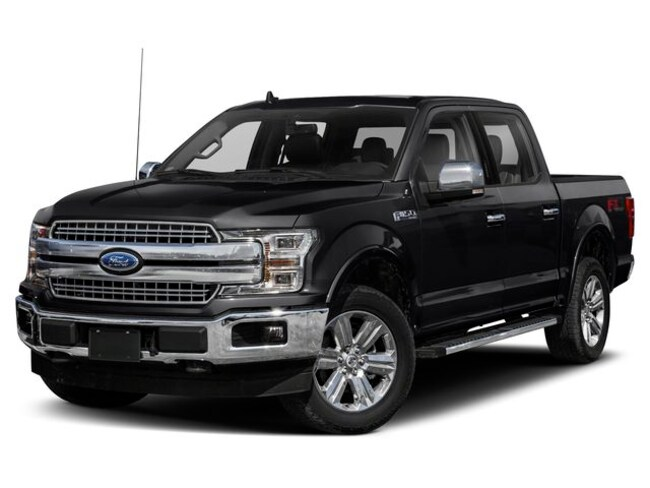 2019 Ford F-150 Lariat | 502A | 4x4 | SuperCrew 145 Truck SuperCrew Cab
