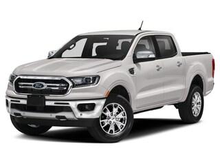 2019 Ford Ranger  Lariat | 501A | 4x4 | SuperCrew Truck SuperCrew