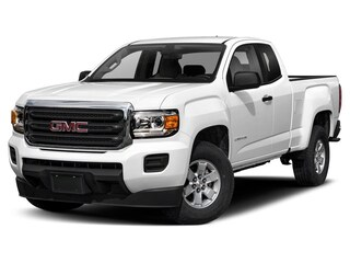 2019 GMC Canyon SLE All Terrain 4x4 Extended Cab Truck Extended Cab