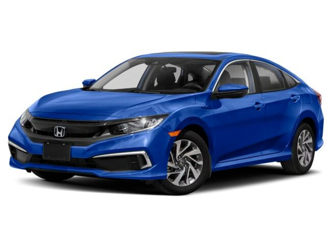 2019 Honda Civic Sedan EX Car