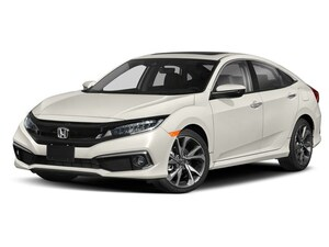 2019 Honda Civic SDN