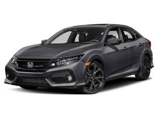 2019 Honda Civic Hatchback Touring CVT Hatchback