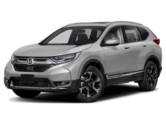 2019 Honda CR-V Touring Made in Ontario SUV