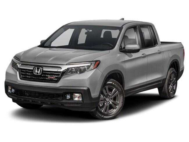 2019 Honda Ridgeline Camion