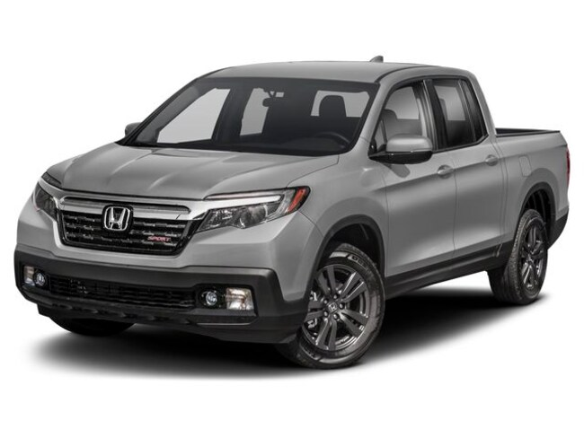 2019 Honda Ridgeline Sport Camion