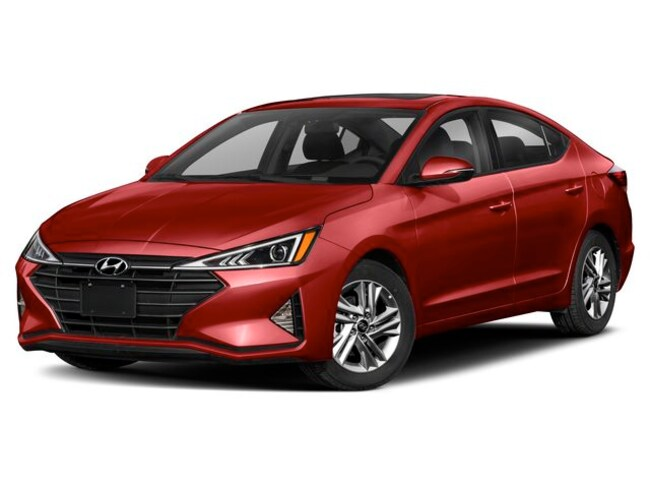 2019 Hyundai Elantra Preferred at Sun and Safety Sedan