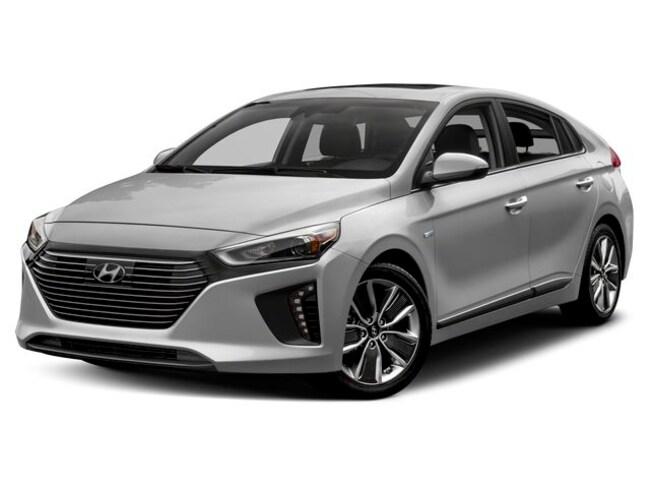 2019 Hyundai Ioniq Hybrid Essential À hayon