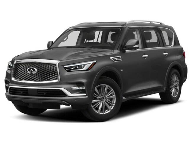 2019 INFINITI QX80 Qx80 8-Passenger Luxe,Proactive SUV