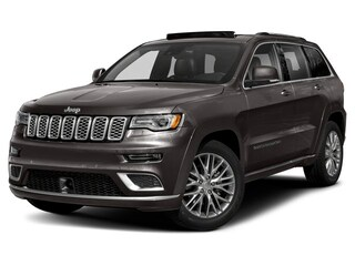 2019 Jeep Grand Cherokee Summit 4x4 SUV