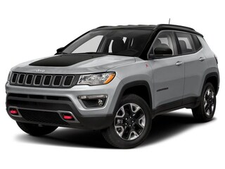 2019 Jeep Compass Trailhawk SUV 4869