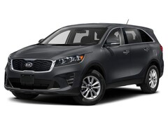 2019 Kia Sorento 2.4L LX SUV 6-Speed Automatic w/Sportmatic -inc: Drive Mode Se 2.4L Graphte