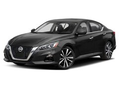 2019 Nissan Altima 2.5 SV Car