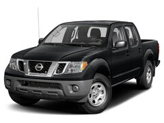 2019 Nissan Frontier Midnight Edition Crew Cab Midnight Edition Long Bed 4x4 Auto