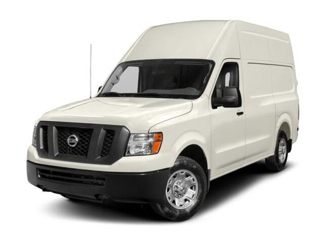 2019 Nissan NV Cargo NV2500 HD SV V8 Van
